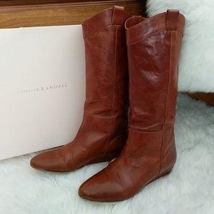 Loeffler Randall Cowboy Boots